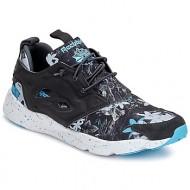 xαμηλά sneakers reebok classic furylite np