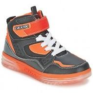 ψηλά sneakers geox argonat b. a