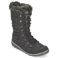μπότες για σκι columbia heavenly omni heat