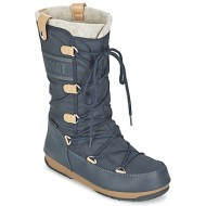 μπότες για σκι moon boot moon boot we monaco felt