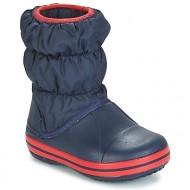 γαλότσες crocs winter puff boot kids