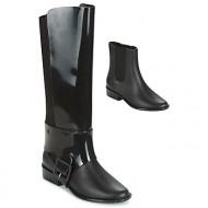 μπότες για την πόλη melissa riding ii ad.