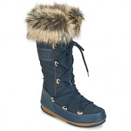 μπότες για σκι moon boot moon boot w.e. monaco wp