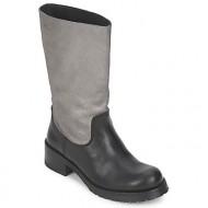 μπότες για την πόλη pastelle petula