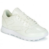 xαμηλά sneakers reebok classic classic leather patent