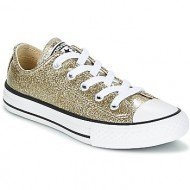 xαμηλά sneakers converse chuck taylor all star ox seasonal glitter