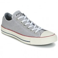 xαμηλά sneakers converse chuck taylor all star ox stone wash