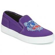 slip on kenzo k skate sneakers