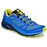 παπούτσια για τρέξιμο salomon sense ride