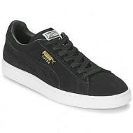 xαμηλά sneakers puma suede classic+