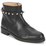 μπότες moschino cheap chic ca21102moyce0000