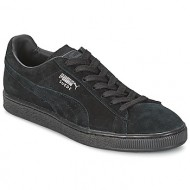 xαμηλά sneakers puma suede classic+