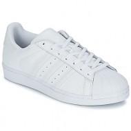 xαμηλά sneakers adidas superstar foundatio