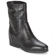 μπότες για την πόλη alberto gozzi gringo nero