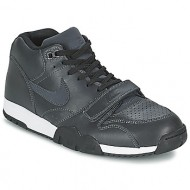 xαμηλά sneakers nike air trainer 1 mid