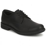 smart shoes timberland ek stormbuck plain toe oxford