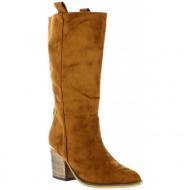 858eee3cf8f Φθηνές γυναικείες μπότες έως 40€ « opo.gr