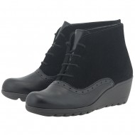 adam`s shoes 121-6520 - μαυρο