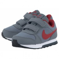 nike md runner 2 (tdv) toddler shoe 806255005-1 - γκρι