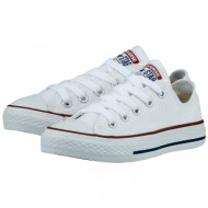 converse chuck taylor all star ox 3j256c - λευκο