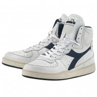 diadora mi basket used 158569c1494 - λευκο