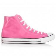 converse - unisex μποτάκια chuck taylor ροζ