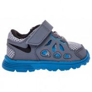 nike - παιδικά παπούτσια nike kids fusion run 2 γκρι