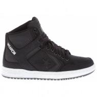 converse - ανδρικά παπούτσια weapon μαύρα