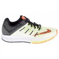 nike - γυναικεία παπούτσια nike air zoom elite 8 λευκά-λαχανί b4c0104517c