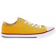converse - παιδικά παπούτσια chuck taylor all star ox κίτρινα