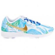 nike - γυναικεία παπούτσια nike lunartempo 2 wvt μπλε-λευκά c16b8724355