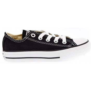 converse - παιδικά παπούτσια chuck taylor all star ox μαύρα σε προσφορά