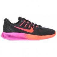 nike - γυναικεία παπούτσια nike lunarglide 8 μαύρα