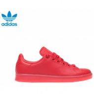adidas - .unisex παπούτσια adidas stan smith adicolor κόκκινα
