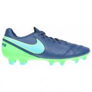 nike - αντρικά αθλητικά παπούτσια nike tiempo mystic v fg μπλε
