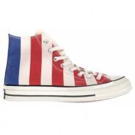 converse - unisex παπούτσια chuck taylor all star `70 hi πολύχρωμα