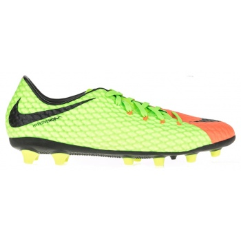 cf9b8b67109 nike - ανδρικά ποδοσφαιρικά παπούτσια hypervenom phelon iii agpro  πράσινα-πορτοκαλί σε προσφορά