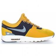 nike - γυναικεία αθλητικά παπούτσια nike air max zero κίτρινα