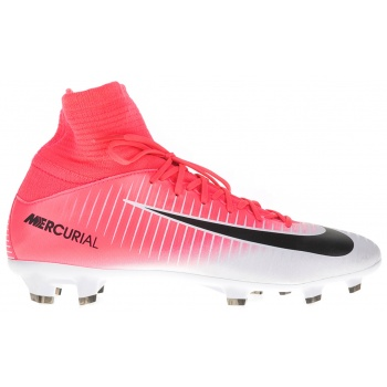 65ae7447595 nike - παιδικά ποδοσφαιρικά παπούτσια nike jr mercurial superfly v fg ροζ  σε προσφορά