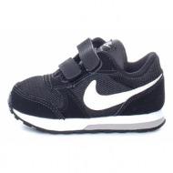nike - αθλητικά παπούτσια για νήπια nike md runner 2 μπλε