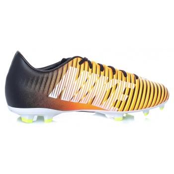 613c5460b1c nike - παιδικά ποδοσφαιρικά παπούτσια nike jr mercurial victory vi fg  μαύρα-πορτοκαλί σε προσφορά