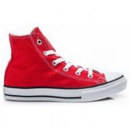 converse - παιδικά μποτάκια chuck taylor κόκκινα