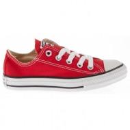 converse - παιδικά παπούτσια chuck taylor κόκκινα