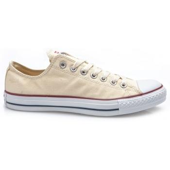 converse - unisex παπούτσια chuck taylor μπεζ σε προσφορά