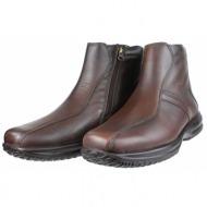 boxer shoes 12078 καφέ