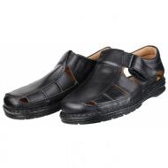 boxer shoes 17200 μαύρο