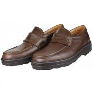 boxer shoes 01529 καφέ