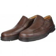 boxer shoes 11529 καφέ