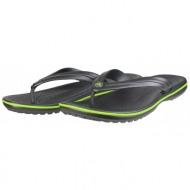 crocs crocband flip 11033-0a1 γκρί