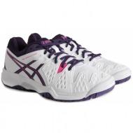παπούτσια τένις asics gel-resolution 6 gs c500y
